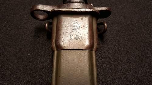 M1905e1 (Converted M1905)