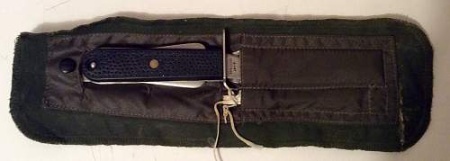 Raf aircrew survival knife