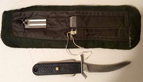 Raf aircrew survival knife
