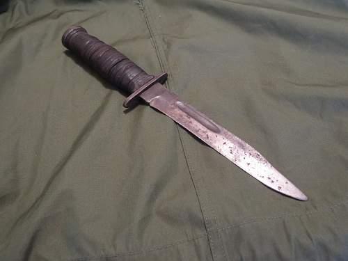 Kutmaster Utica knife