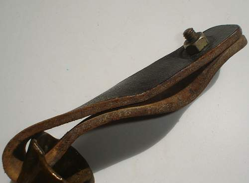 SIEBE GORMAN & Co. diving knife