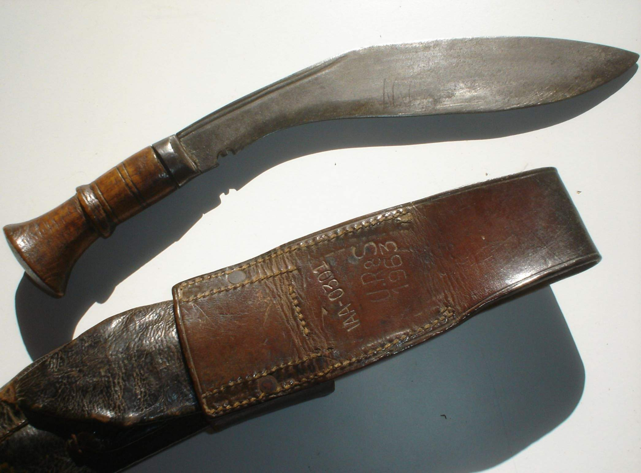 Is This An Quot Military Issued Quot Kukri