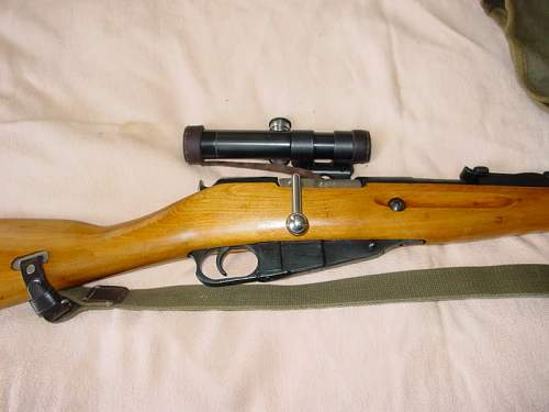 mosin nagant scope?