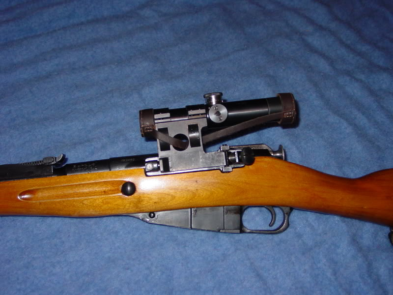 mosin nagant scope?