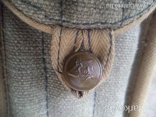 Unknown Soviet pouch...for AK magazine??