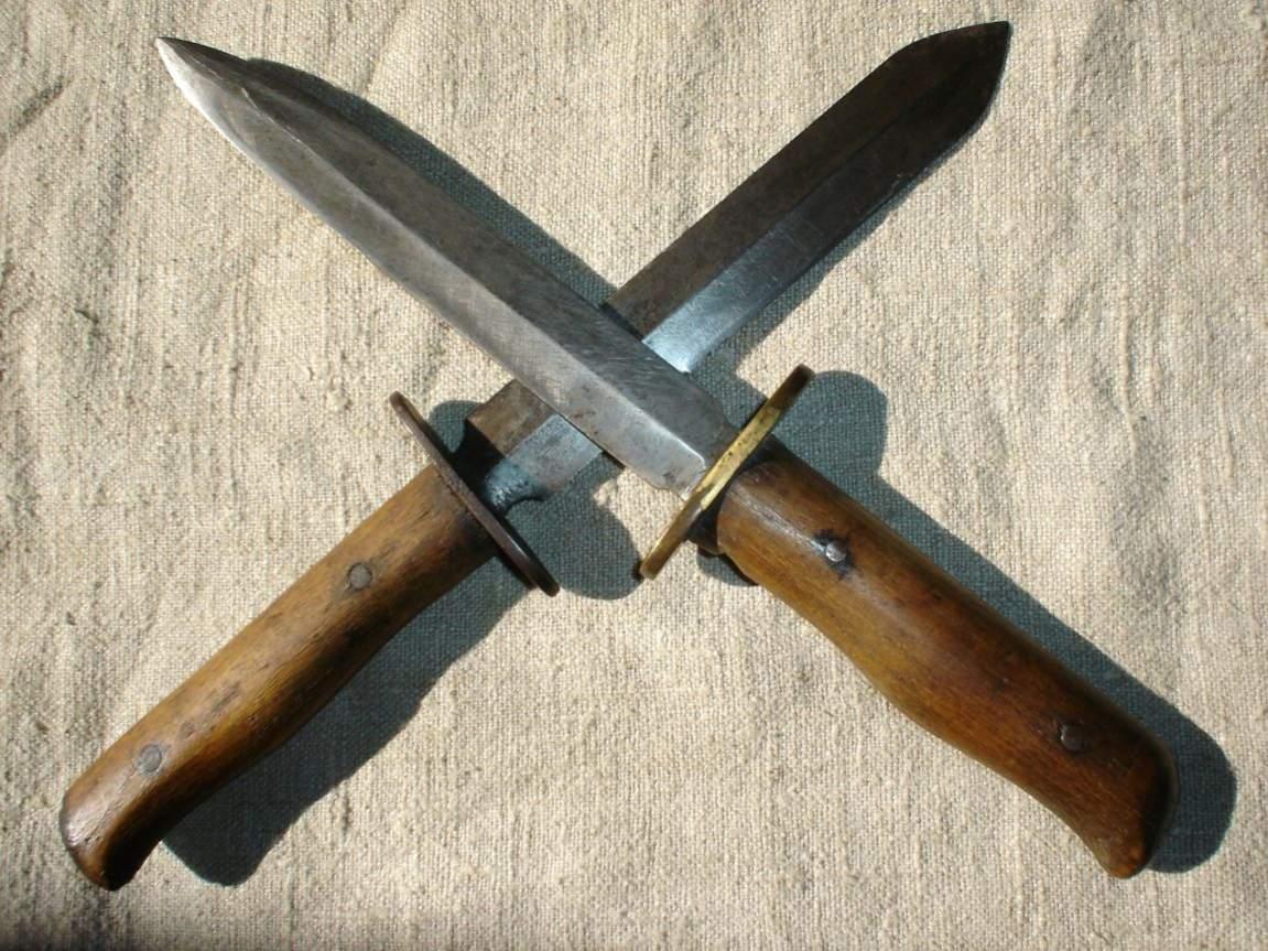 Russian Ww2 Patrol Fighting Knife Page 2