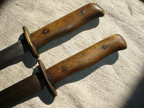 Russian WW2 Patrol/Fighting Knife