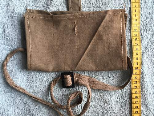 Unknown Russian Pouch