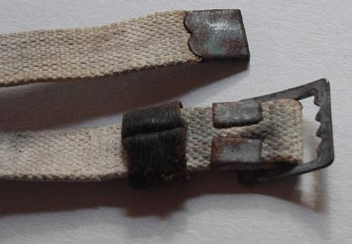 Equipment strap - unknown type to me