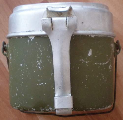 WW2 Mess Kit??