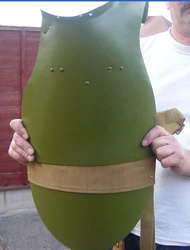 SN42 Body armour