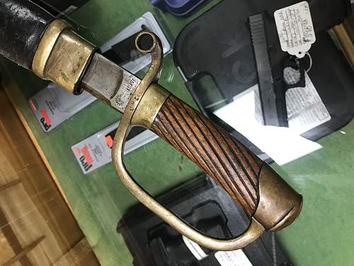 Russian Calvary sword real or fake?