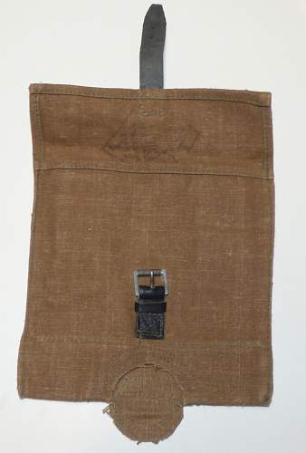 Soviet Entrenching Tool Cover; Assistance Please
