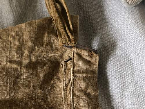 Soviet Gas Mask Bag