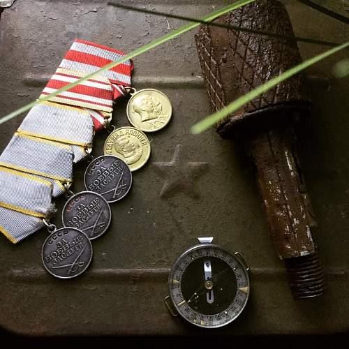 Soviet Ammo Box
