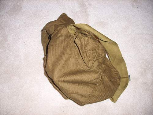 Army/Navy gas mask