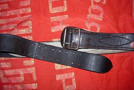 Soviet WWII Belt?
