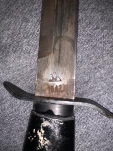 NR-40 Soviet Knife Authenticity?