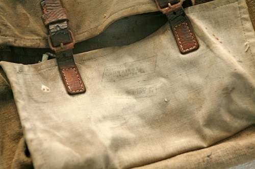 M34 backpack