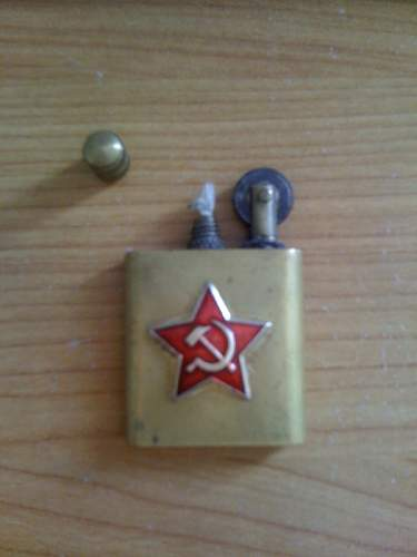 USSR Lighter?