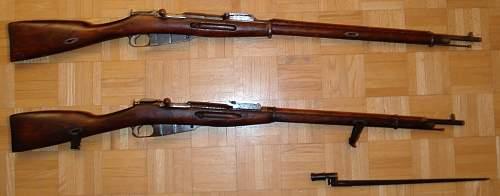 Click image for larger version.  Name:Mosin-Nagant M1891-1930-d1900 & 1939b.jpg Views:3304 Size:169.9 KB ID:199257