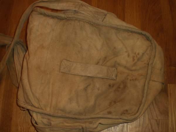 Medics Bag WWII Soviet ??