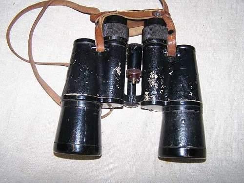 Soviet Russian binocular 7x50