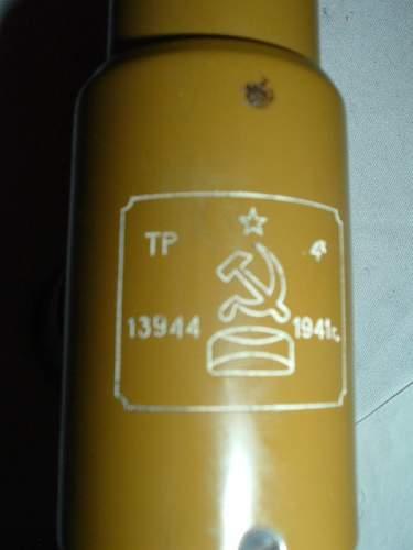 Soviet Trench Periscope 1941