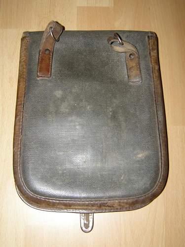 Soviet map case m41
