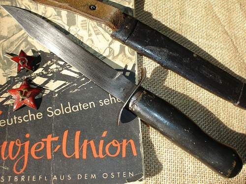 1941 Red Army Combat Knife