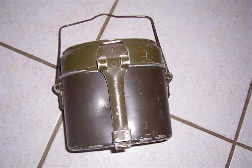 Soviet equipment found in France