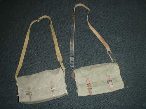 New PTRD Bag