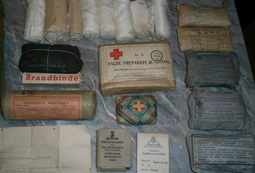 Russian Medic pack German re-issue