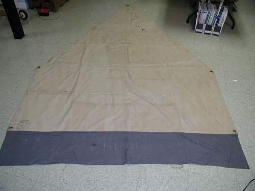 Soviet Tent... any help appreciated