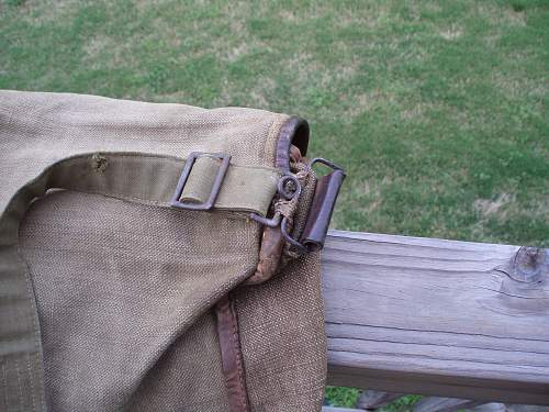 Is This a WWII Russian Bag?