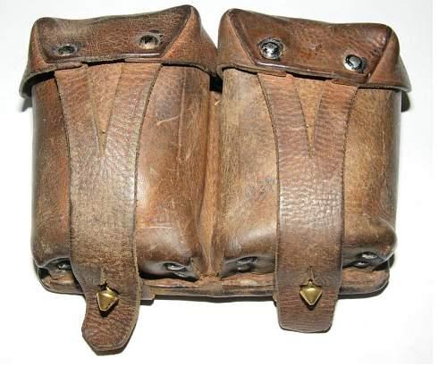 Mosin-Nagant ammo pouch