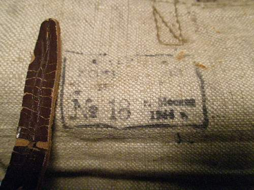 WW2 Russian F1-RG42 Pouch Variations  Pics #1