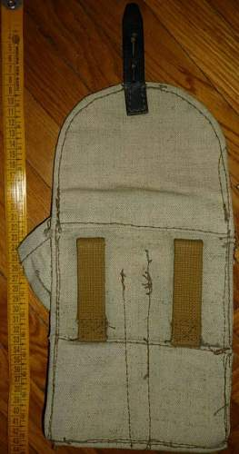 USSR ammo pouches and bags