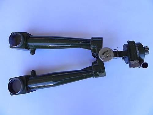 Trench binoculars