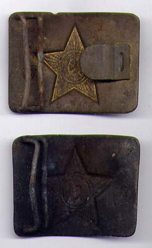 Are these Real? Russian WW2 ID holders/Tags