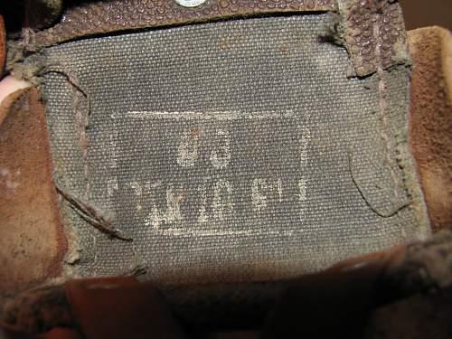Soviet ammo pouch