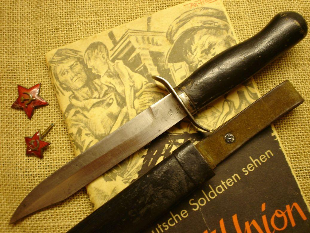 Soviet fighting-knife of WWII