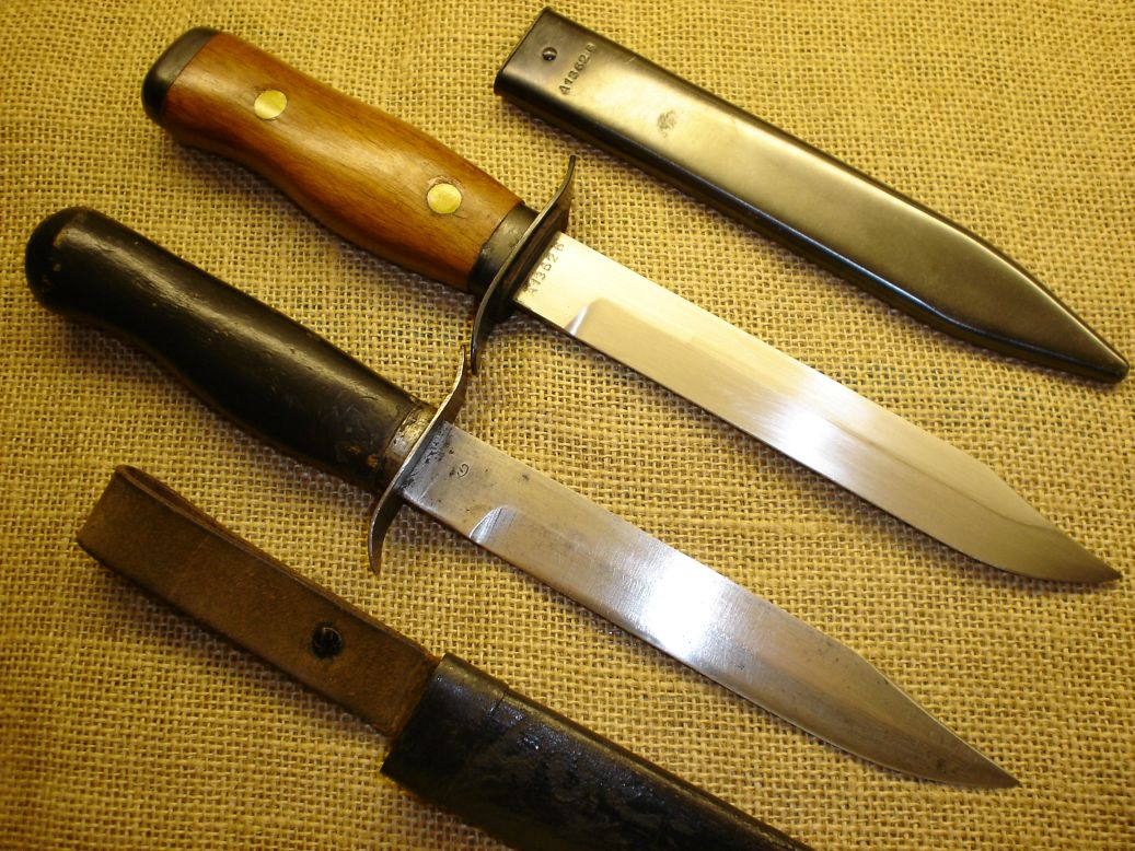 Soviet Fighting Knife Of Wwii Quot Nr 40 Quot