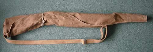 USSR WW2 Rifle bag