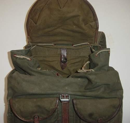 Backpack M41?