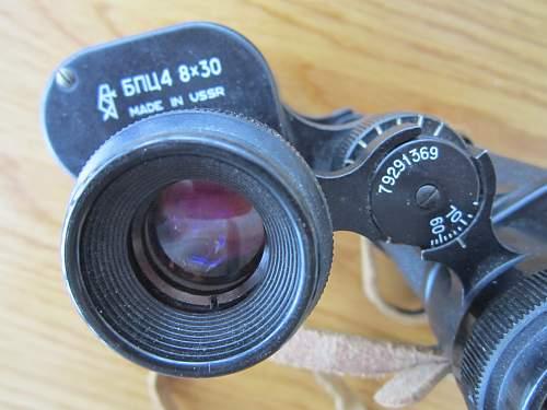 Soviet Binoculars