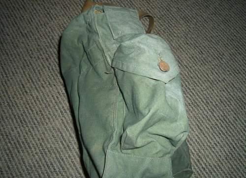 unknow russian bag, barbarossa's relic