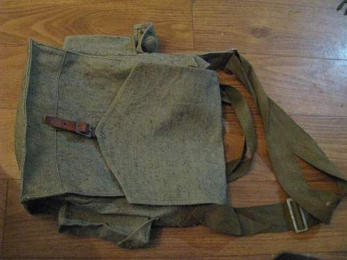 unknow russian bag, barbarossa's relic