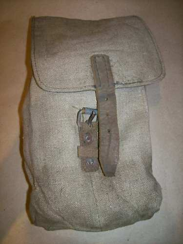 Help Please with soviet grenade bag