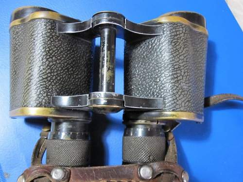 Soviet Binoculars Dated 1932